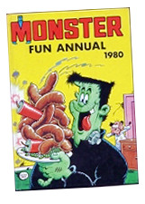 Monster Fun Annual 1980