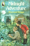 Midnight Adventure 1976 edition from Beaver Books