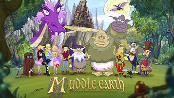 """Muddle Earth"" is a CBBC/BBC production"