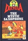 'Mystic Saxophone' book cover