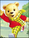 New-look Rupert the Bear (ER/Express Newspapers)