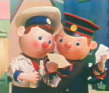 The Toytown Milkman and Postman...