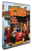 """Little Red Tractor: One Potato, Two Potato... """