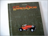 """The Rainbow Orchid"" collector's edition from 2008"