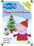 """Peppa's Christmas"" - available on DVD now!"