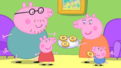 Yum! - Doughnuts for Peppa and company!