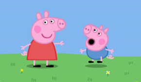 Top TvToons #4a - Peppa Pig from Astley Baker Davies and Contender Entertainment