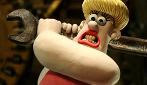 Top 10 Toon Terrors #2 - Piella Bakewell (image copyright Aardman Animations Ltd)