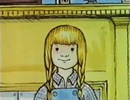"Jo, the girl who plays with Pionny and victor in ""Pinny's House"", from SmallFilms"