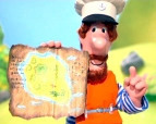 Cousin Matt in Postman Pat and the Pirate Treasure