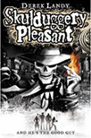 """Skulduggery Pleasant"" by Derek Landyatthew Skelton"