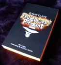 """Skullduggery Pleasant"" - UK proof"