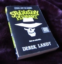 """Skulduggery Pleasant"" - US ARC edition"