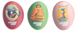 Chicken Run Pop Boxes