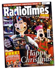 """The Radio Times"" - starring Wallace & Gromit"
