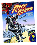 """Rick Random: Space Detective"" from Prion Books"