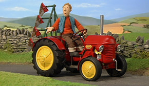 Top TvToons #10 - Little Red Tractor from Little Entertainment Company/Entertainment Rights
