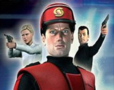 Shooting from the hip - All-new Captain Scarlet