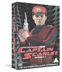 CGI Captain Scarlet - on DVD soon!