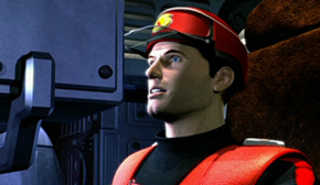 Top TvToons #3 - Gerry Anderson's New Captain Scarlet from  Anderson Entertainment Ltd