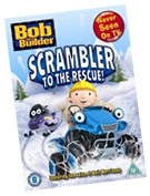 """Bob the Builder: Scrambler to the Rescue"" new to DVD"