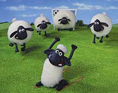 Shaun the Sheep - now on BBC1