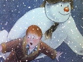 "James and The Snowman - ""Walking in the Air"""