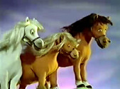 "Molly, Scruffy and Dylan are ""Star Hill ponies"" from Mike Young Productions/Bumper Films"