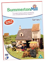 """Summerton Mill - Series One"" DVD"