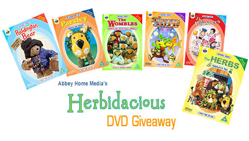 Toonhound's Herbidacious DVD Giveaway!