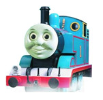 Thomas the Tank Engine - copyright HIT Entertainment