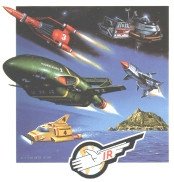 The live-action Thunderbirds movie is finally coming!