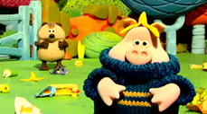 """Timmy Time"" from Aardman Animations"