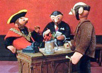 What we really need are politicians like they had in Trumpton. The clock ran on time and the public services ran like clockwork too.