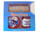 """Crackers About Cheese"" gift pack"