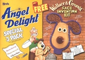Angel Delight: Face Invention Kit - Gromit