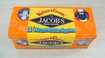 Jacob's W&G Cracker Tin