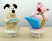 Wallace and Gromit nailbrushes from Boots
